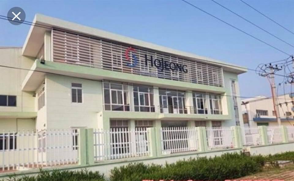 ICERT GLOBAL tư vấn chứng nhận thành công cho Công ty TNHH Hojeong