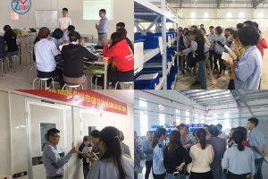 ICERT GLOBAL tư vấn chứng nhận ISO 9001 2015 và ISO 14001 2015 tại Eastech Việt Nam