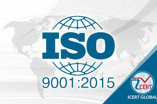 Chứng nhận ISO 9001 2015