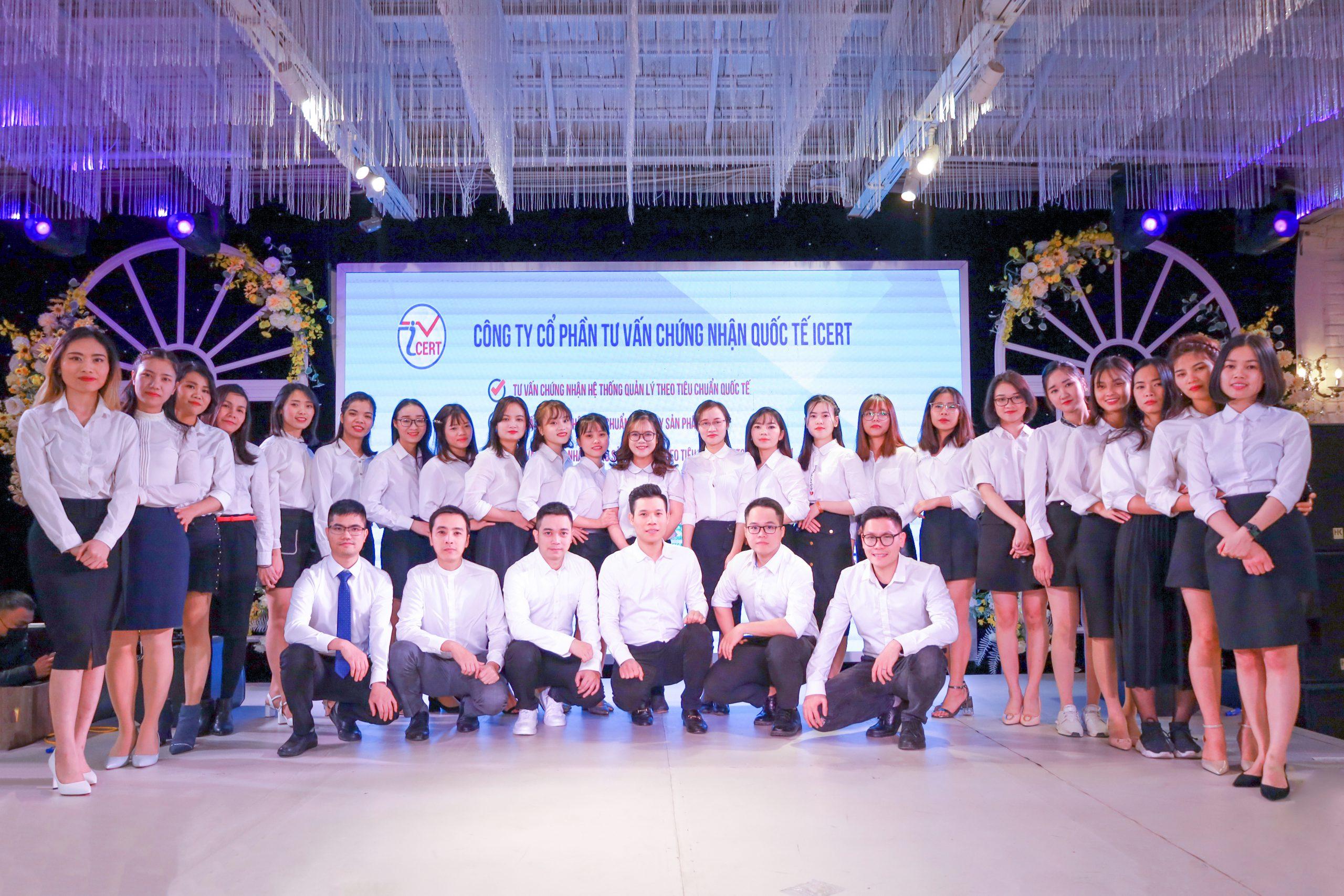 Đội ngũ nhân sự Icert Global