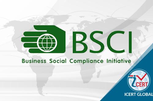 Icert Global tư vấn chứng nhận BSCI
