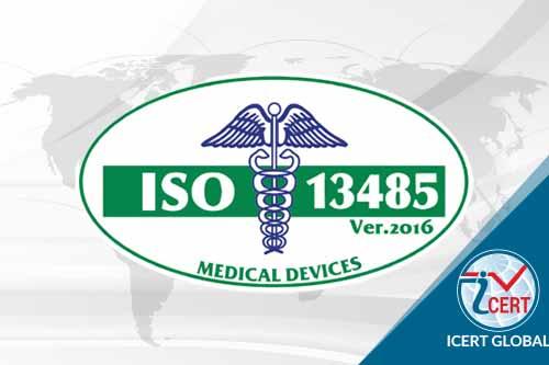 Icert Global tư vấn chứng nhận ISO 13485