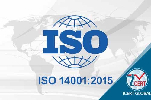 Icert Global tư vấn chứng nhận iso 14001