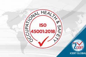 TƯ VẤN, CHỨNG NHẬN ISO 45001:2018