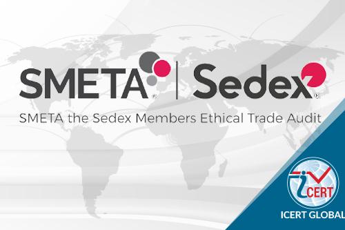 Icert Global tư vấn chứng nhận SMETA-Sedex