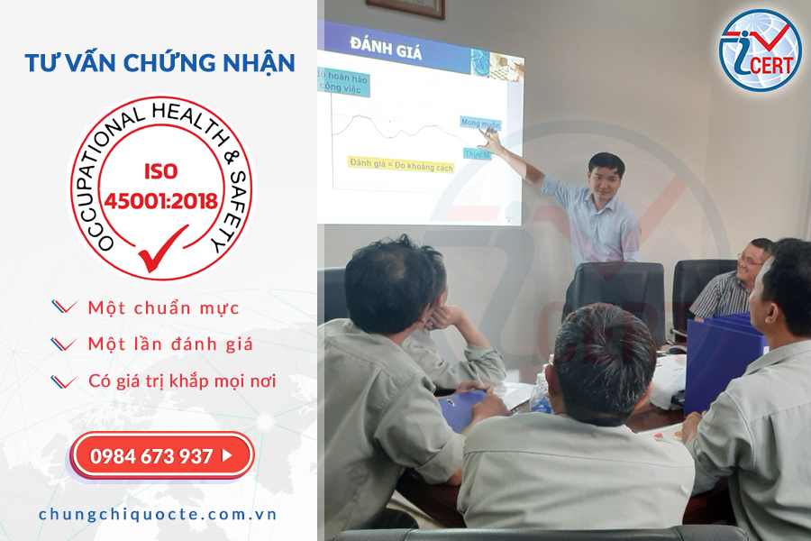 Icert Global - đơn vị tư vấn chứng nhận ISO 45001