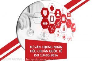 TƯ VẤN CHỨNG NHẬN ISO 13485:2016 TIÊU CHUẨN QUỐC TẾ – HỆ THỐNG QUẢN LÝ TRONG SẢN XUẤT THIẾT BỊ Y TẾ