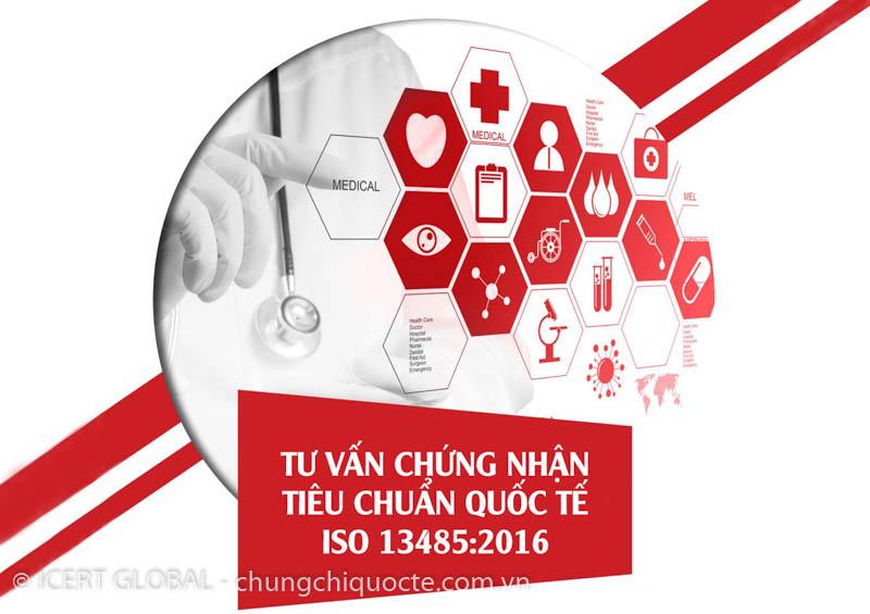 Tư vấn chứng nhận tiêu chuẩn quốc tế ISO 13485 - icert global