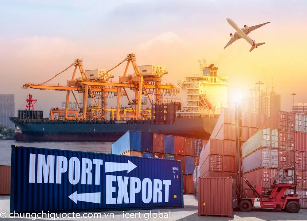 xuất nhập khẩu - lý do cần làm iso 14001 - icert global