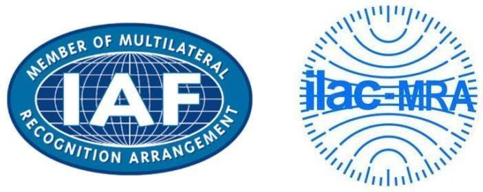iaf và ilac là 2 diễn đàn về công nhận lớn nhất thế giới