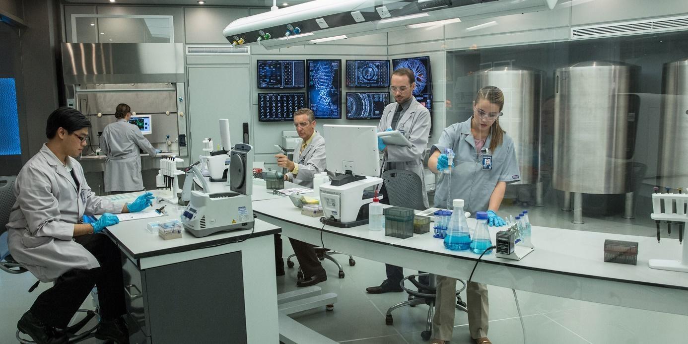 phòng thử nghiệm đạt công nhận - icert global