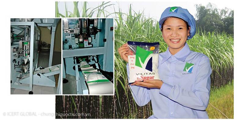 Công ty CP TM & DV Cuộc Sống Việt được tư vấn và chứng nhận bởi ICERT GLOBAL