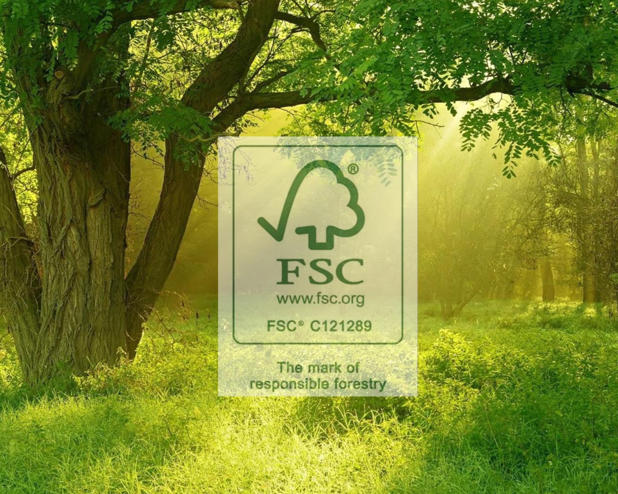 Tiêu chuẩn rừng bền vững FSC