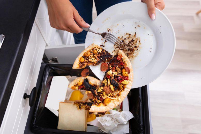 Gần một tỷ tấn thực phẩm, chiếm 17% bị lãng phí mỗi năm.