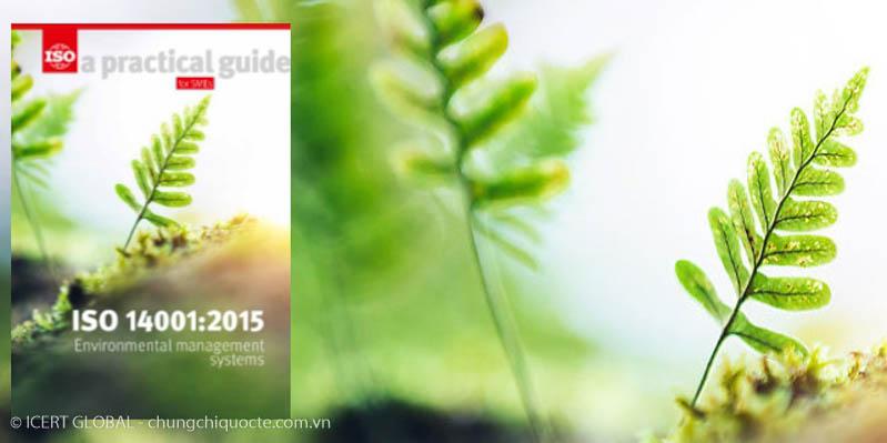 ISO 14001:2015 - icert global