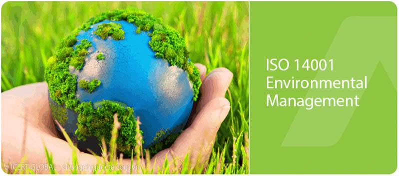 chứng nhận iso 14001 bảo vệ môi trường - icert global