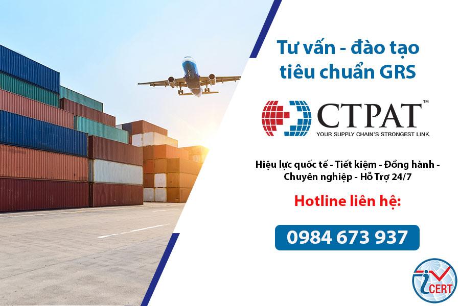Tư vấn đào tạo tiêu chuẩn C-TPAT