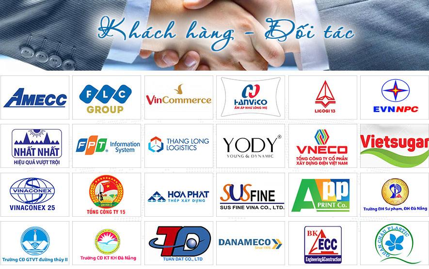 Các khách hàng và đối tác chính từ Icert Global