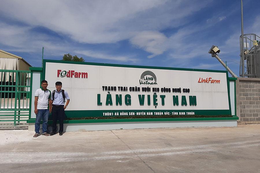 Icert Global tư vấn chứng nhận VietGAP chăn nuôi