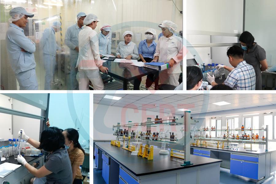 Chuyên gia của Icert Global hướng doanh nghiệp dẫn áp dụng ISO 17025 tại phòng thí nghiệm, hiệu chuẩn.