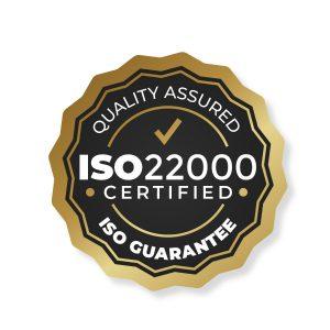 Thủ tục ISO 22000